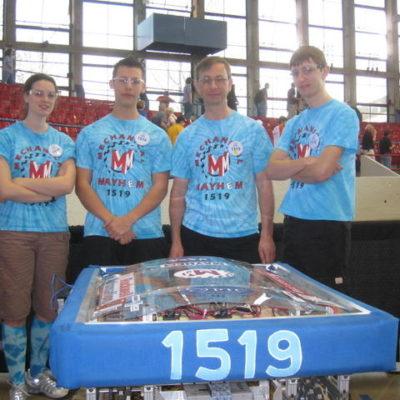 The North Carolina Regional drive team!
