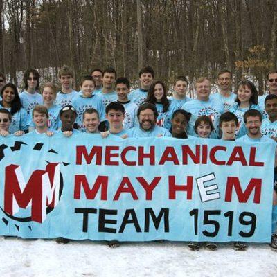 Mechanical Mayhem in 2011!