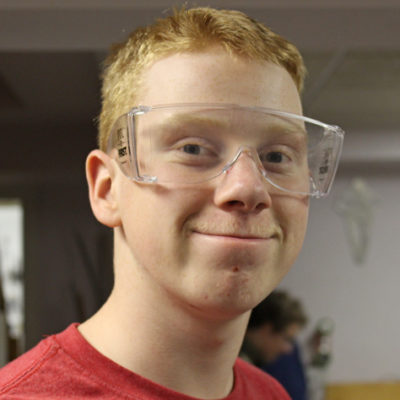 Hi, I'm Noah, and I have participated in FIRST (FLL and FRC) since 2011. I enjoy robot design, fabricating parts, 3D animation, and working on the climber subteam with my dad. In my spare time I avidly kayak, bike, read good literature, practice martial arts, and defend the world from evil robots.
