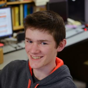 Ben Henry is on his second year with Mechanical Mayhem. He is helping write the scouting system, and has helped the website team on numerous occasions.