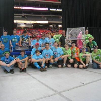 Our elimination alliance at championships, 1918, 1519, and 70.