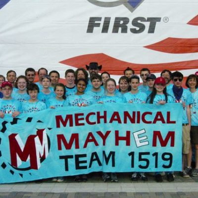Team 1519, Mechanical MAYHEM!