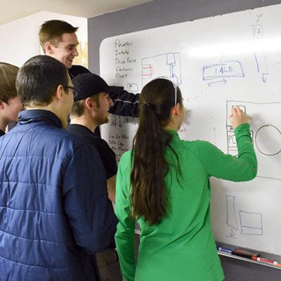 Electronics board planning